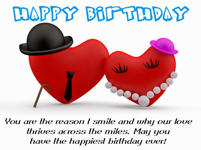 Happy Birthday love images for husband