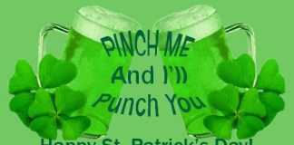 Happy St. Patrick's Day Quotes and Images naughty