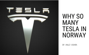 6 Reasons Why Norway has so Many Tesla Cars