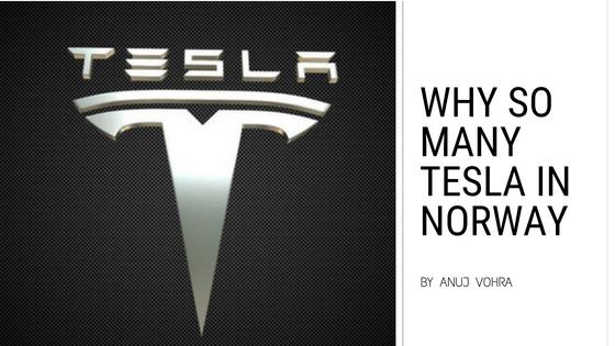 6 Reasons Why Norway has so Many Tesla Cars