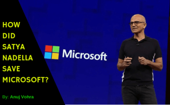How Satya Nadella saved microsoft