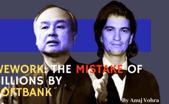 How SoftBank Lost $7.5 Billion from WeWork