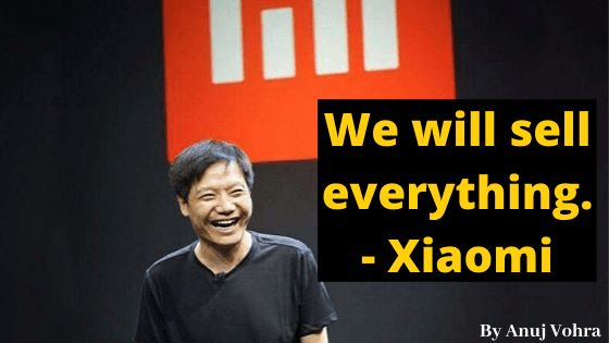 xiaomi business diversification explained