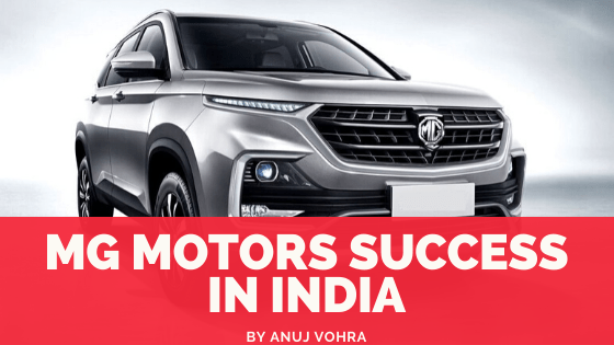 How MG Motors and Kia Motors succeeded in India