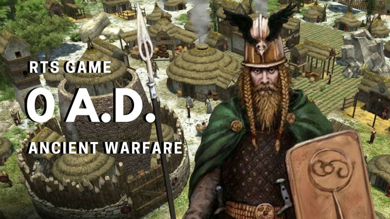 0 A.D. : The Age Of Empires Like Game For Linux - It's FOSS