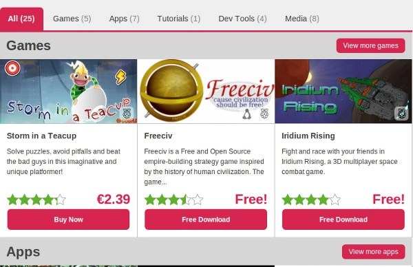 Raspberry Pi Get Its Own App Store - It's FOSS