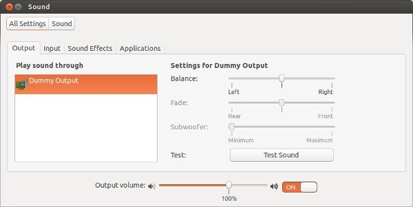 Fix No Audio after installing Ubuntu 13.04