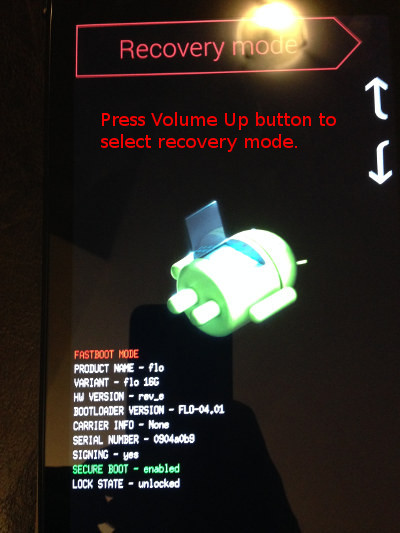 How To Root Nexus 7 2013 In Ubuntu Linux - It's FOSS