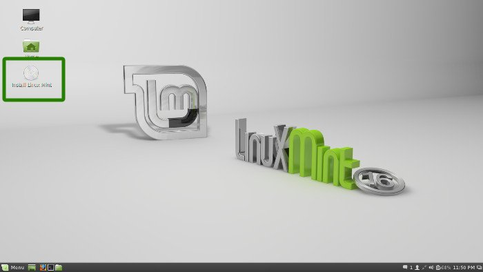 Linux Mint Installation in dual boot with Windows