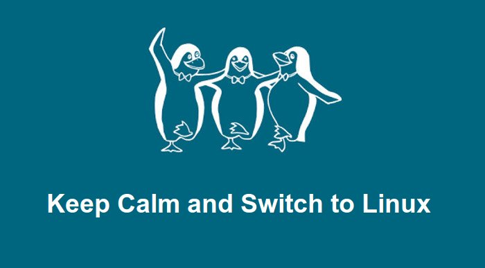 Reasons why you should switch to Linux