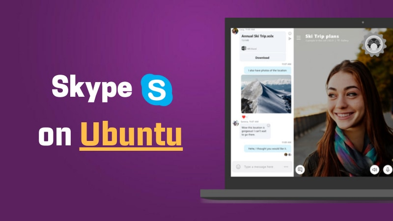 How To Install Skype In Ubuntu 18 04 and 16 04