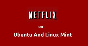 How to watch netflix on Ubuntu 14.04