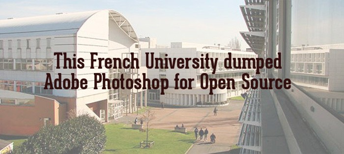 French University Dumps Adobe Photoshop For Open Source App