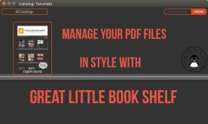 Great Little Book Shelf Linux Review