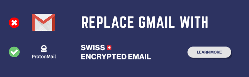 Replace Gmail