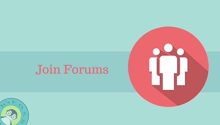 Join Linux forums
