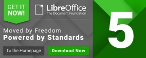 LibreOffice 5 Released