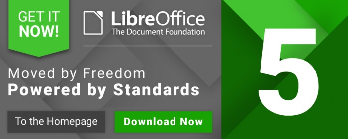 LibreOffice 5 0 Released! Check Out The New Features - It's FOSS