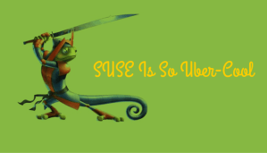 SUSE Parody Videos is Uber Cool