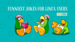Funny Linux Networking Jokes