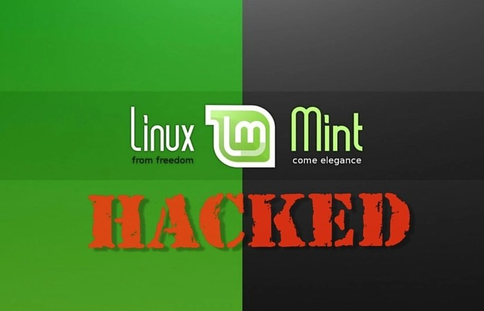 Linux Mint hacked
