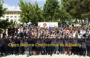Open Source Conference in Albania OSCAL 2016