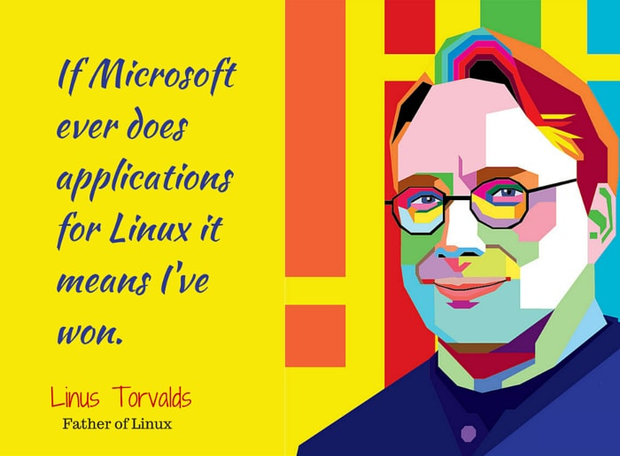 Linus Torvalds quotes
