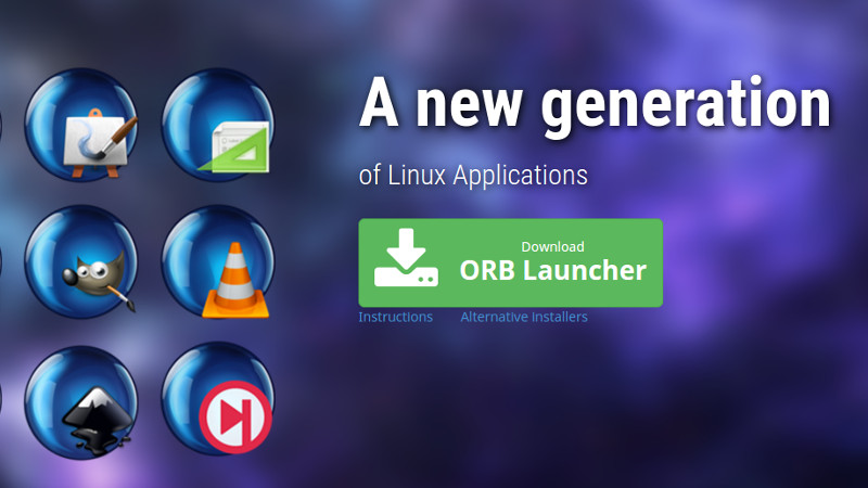 ORB apps for offline and portable apps installation in Ubuntu