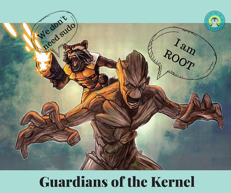 The Guardians of the Kernel