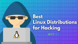 Best Linux Distributions Hacking