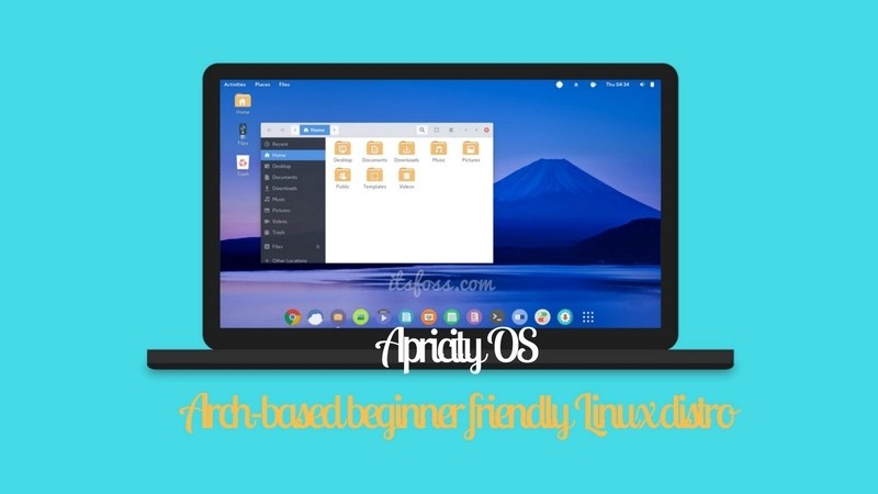 Apricity OS: Arch-Linux based beginner friendly Linux