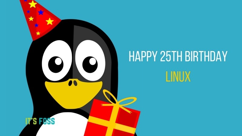 25 years of Linux