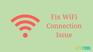 Fix wifi not connecting despite correct password in Linux Mint and Ubuntu