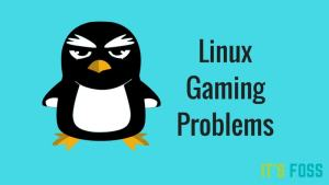 Linux gamer's problem