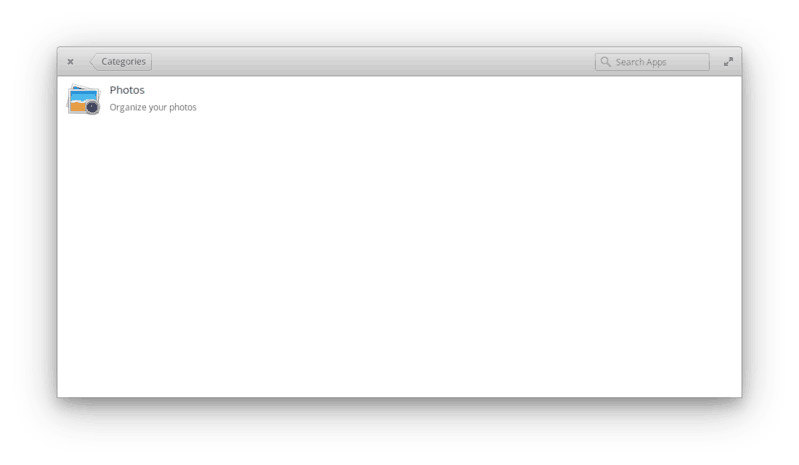 App center in elementary OS Loki is not showing iprograms