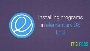 Fixing software installation issues in elementary OS Loki