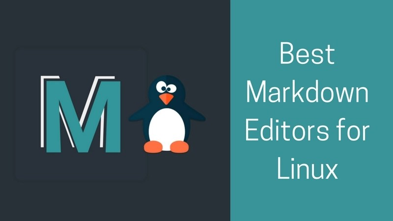 14 Best Markdown Editors for Linux - It's FOSS