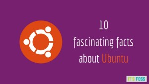 fun facts about Ubuntu Linux