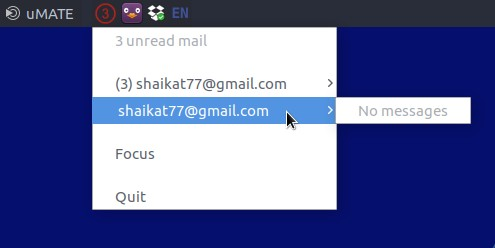 WMail : Linux Desktop Client For Gmail And Google Inbox