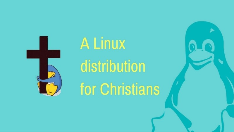 Computers4Christians Linux distribution for Christians