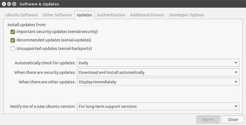 linux software updates - why linux is better than windows