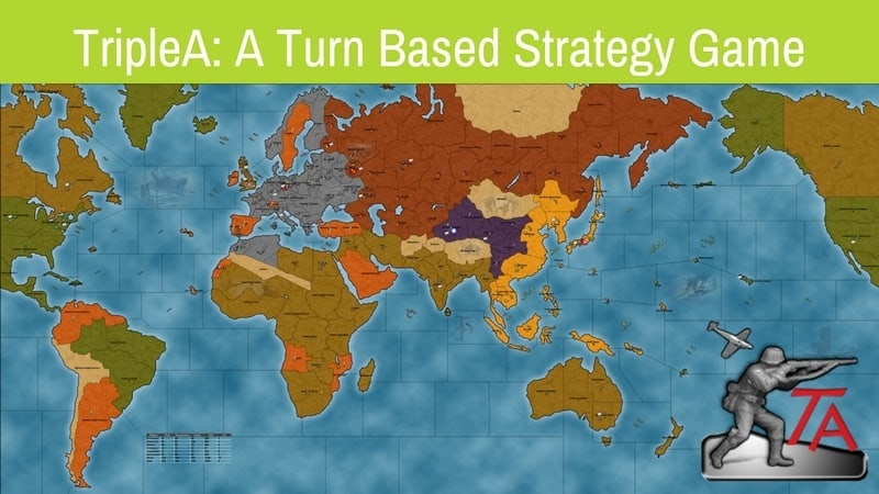 TripleA Open Source strategy game