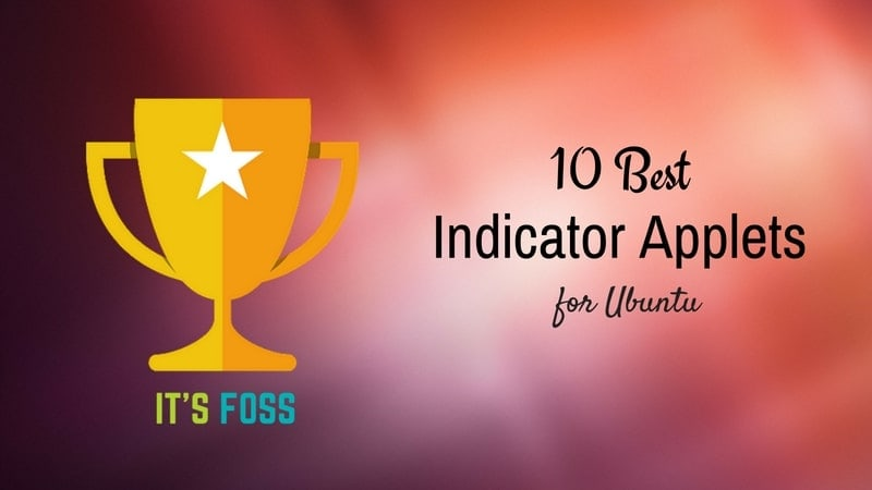 Best indicator applets for Ubuntu 16.04