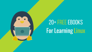 Best Free eBooks to learn Linux for Free