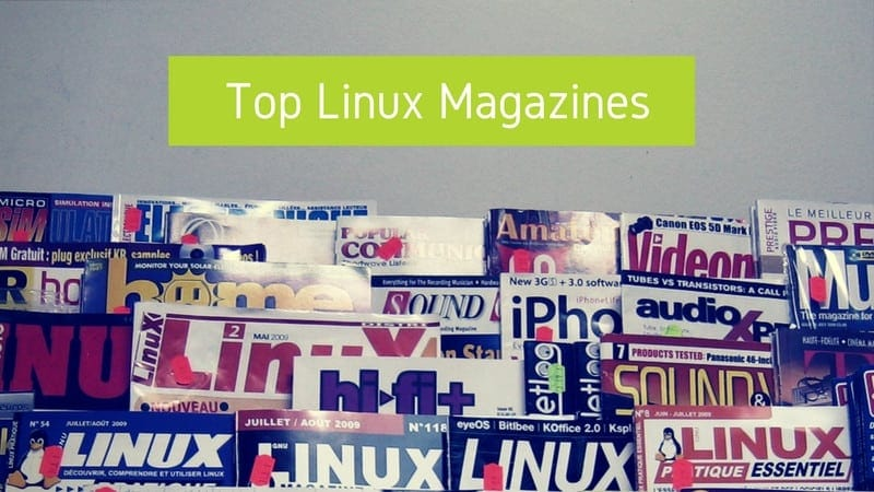 Top Linux Magazines