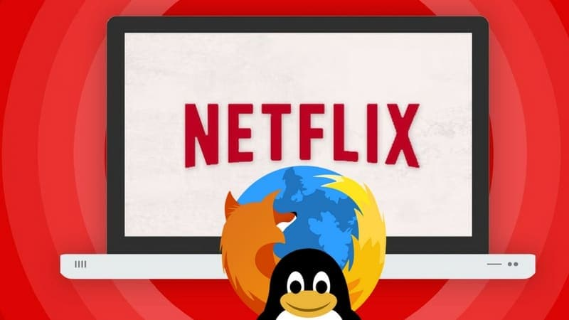 Netflix is now available for Firefox on Linux