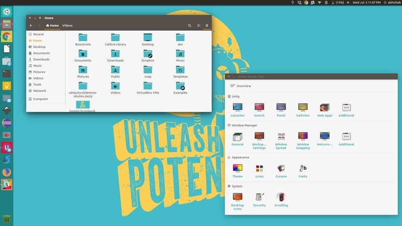 System76 Pop Icon and GTK theme
