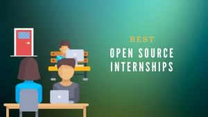 Best Open Source internships