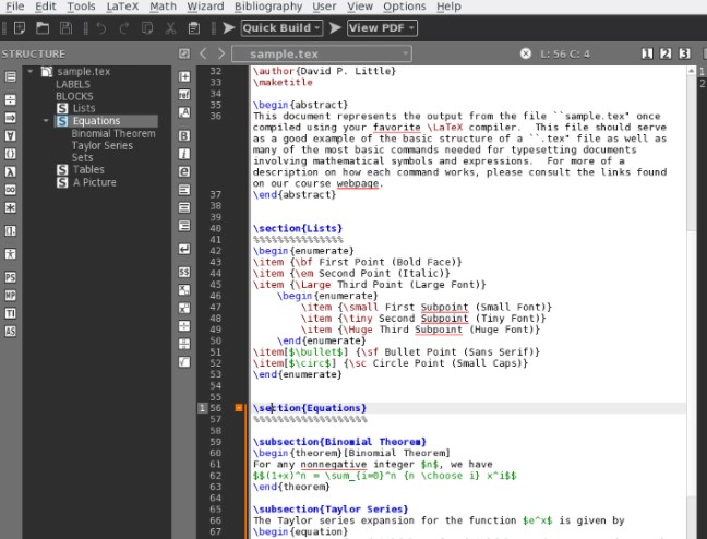 10 Best LaTeX Editors For Linux