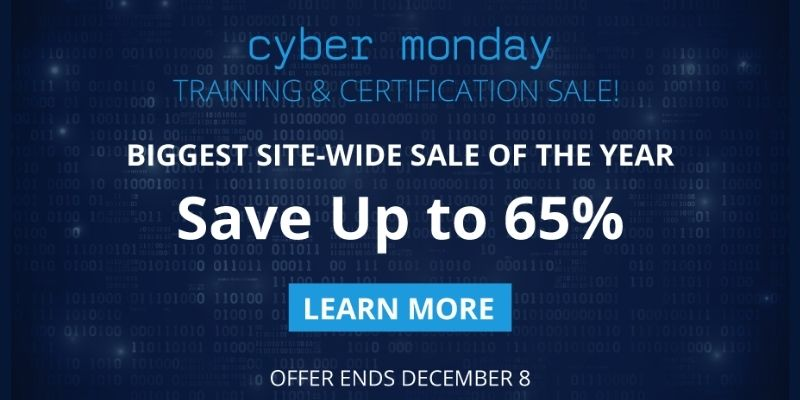 Linuxfoundation Cybermonday Deal